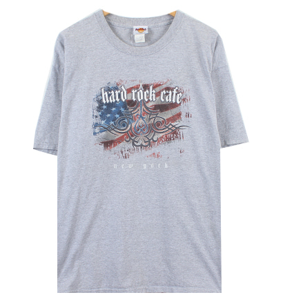 HARD ROCK CAFE 반팔 (XL) @6859
