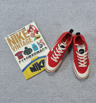 90'S NIKE TRAINSTER LOW (245~250) A161