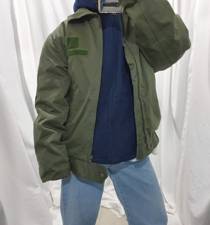 (L) US ARMY JACKET A1183