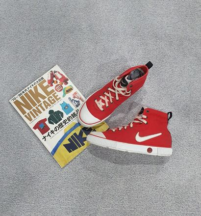(265MM)90'S NIKE TRAINSTER MID A2113